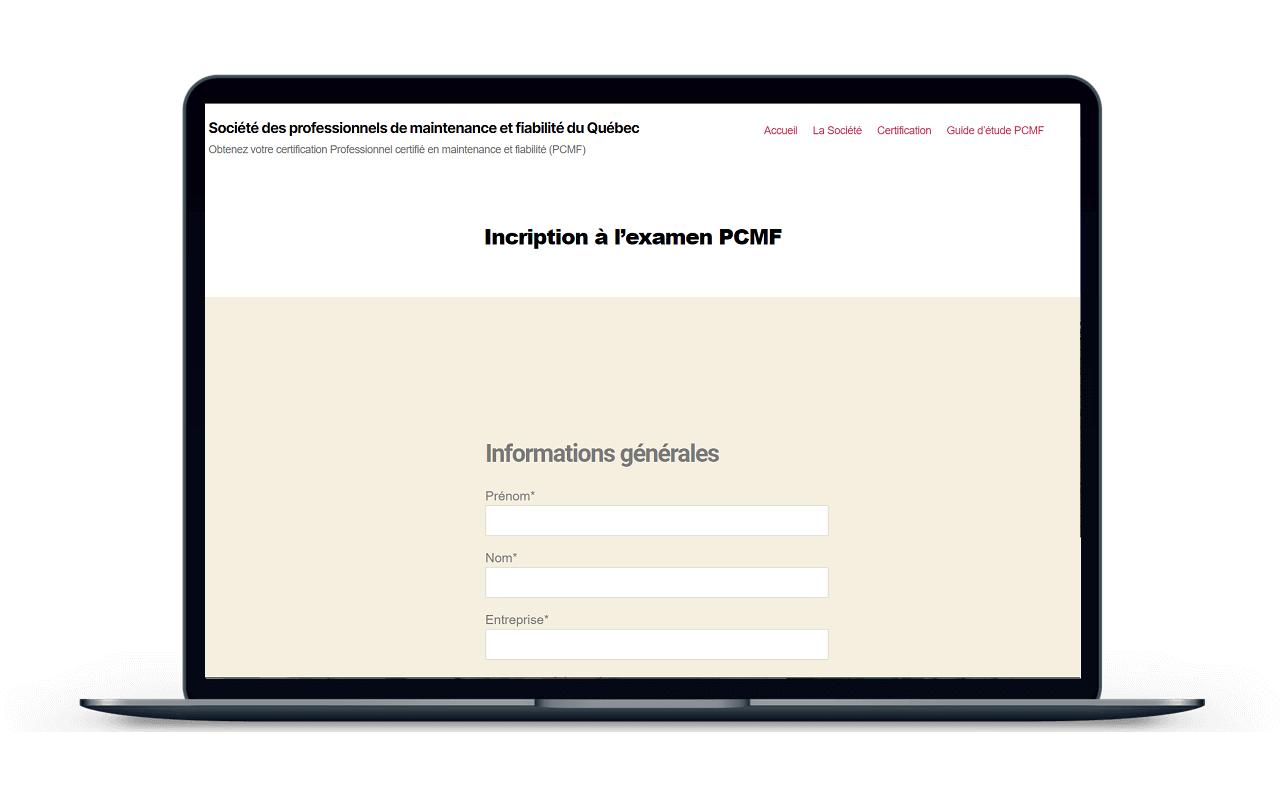 SPMFQ - Web Design & Development - KLASHTECH LLC
